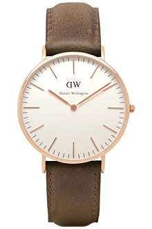 DANIEL WELLINGTON 0110DW Classic Cardiff watch