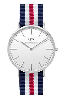 DANIEL WELLINGTON 0202DW Classic Canterbury watch