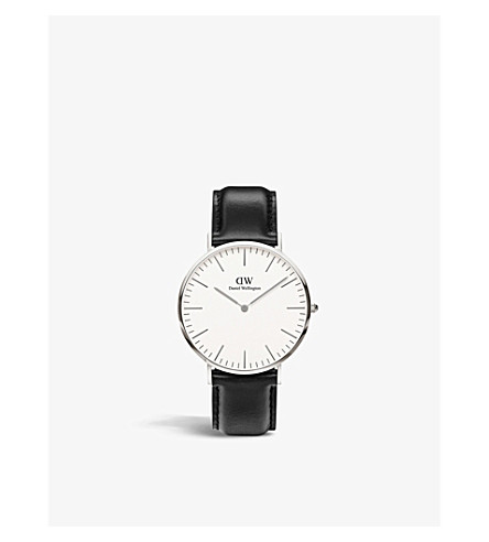 DANIEL WELLINGTON 0206DW Classic Sheffield watch (White