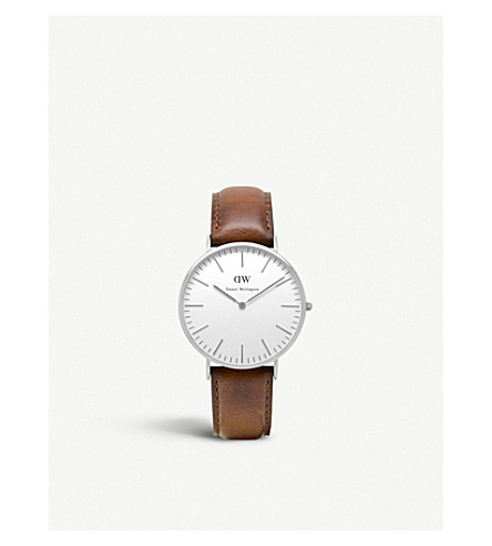DANIEL WELLINGTON 0207DW Classic St Andrews watch (White