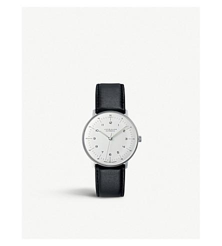 JUNGHANS 027/3500.00 最大钞票不锈钢手表 (银色