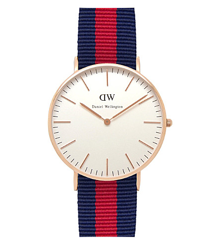 DANIEL WELLINGTON 0501DW Classic Oxford ladies watch (White