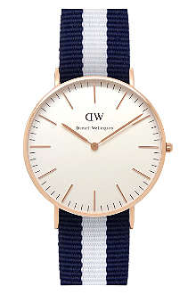 DANIEL WELLINGTON 0503DW Classic Glasgow ladies watch