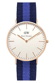 DANIEL WELLINGTON 0504DW Classic Swansea ladies watch