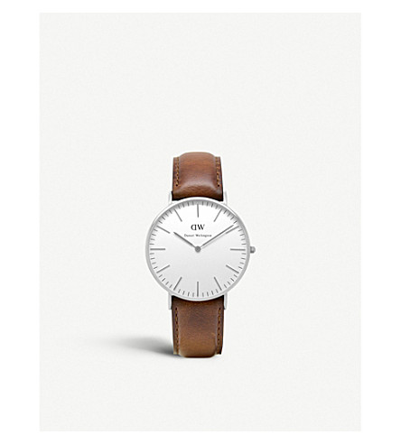 DANIEL WELLINGTON 0607DW Classic St Andrews ladies watch (White