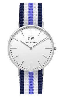 DANIEL WELLINGTON Classic trinity ladies watch