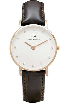 DANIEL WELLINGTON Classy Cardiff ladies watch
