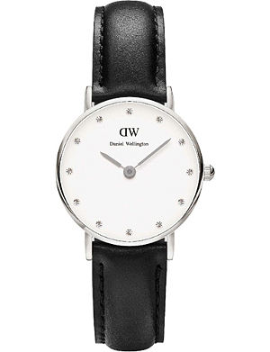 DANIEL WELLINGTON Classy Silver watch