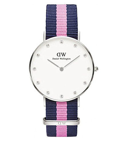 DANIEL WELLINGTON 0962DW Classy Winchester stainless steel watch