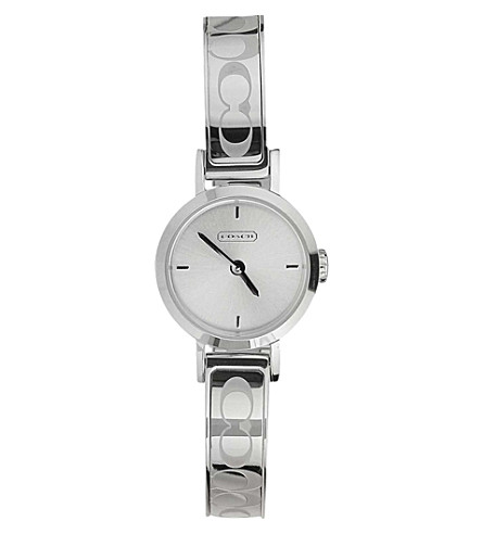 COACH Studio 14501438 silver watch (Silver