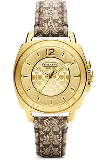 COACH Mini strap watch 14501548