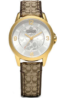 COACH Mother of pearl watch 14501613