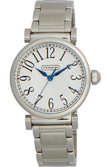 COACH 14501719 Madison steel watch