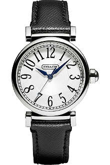 COACH 14501728 Madison steel watch