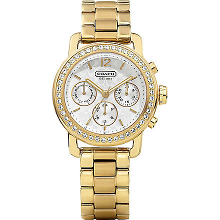 COACH 14501883 Legacy small sport watch (Peal