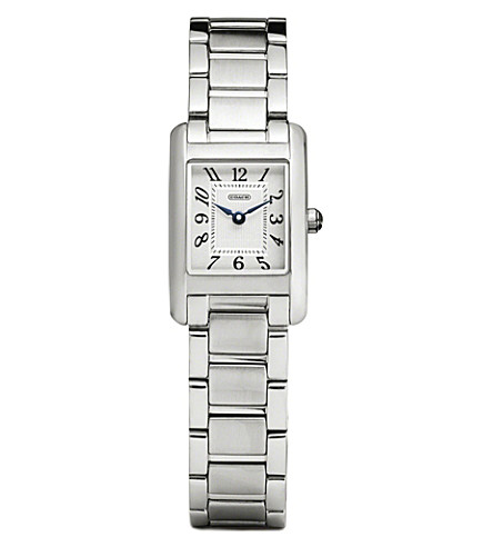 COACH Lexington 14501893 stainless steel watch (Peal