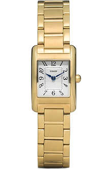 COACH Lexington 14501894 gold-toned stainless steel watch