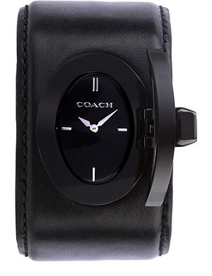 COACH 14502022 Turnlock Cuff PR watch