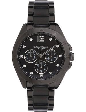 COACH 14502074 Tristen bracelet watch