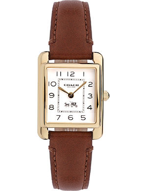 COACH 14502078 Page ladies watch