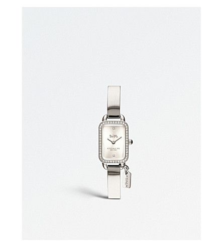 COACH 14502823 Ludlow stainless steel watch