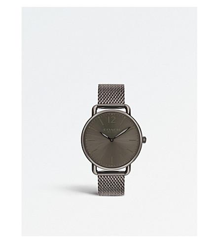 COACH 14602350 Delancey stainless steel watch