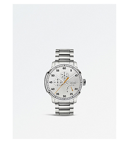 COACH Bleeker W1481 stainless steel watch