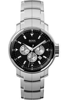 HUGO BOSS 1512109 Classic patterned chronograph watch