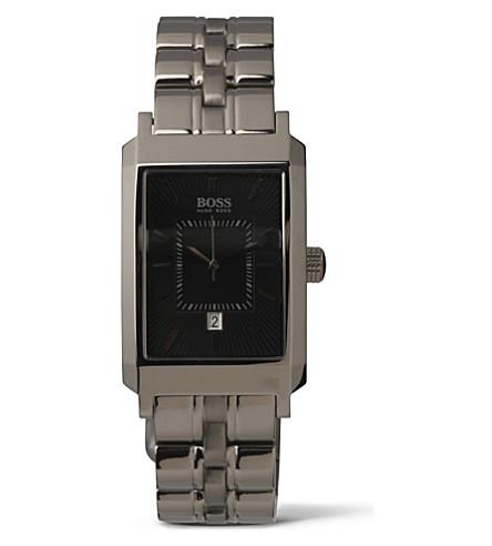 HUGO BOSS 1512229 Stainless steel watch (Black