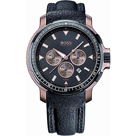 HUGO BOSS 1512315 Chronograph watch (Black
