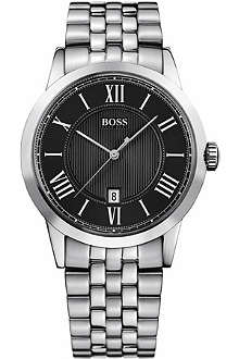 HUGO BOSS Classic embossed dial men's watch