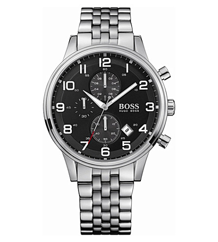 HUGO BOSS 1512446 Classic chronograph watch (Silver