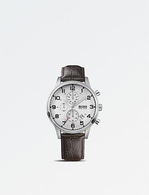 HUGO BOSS 1512447 Steel chronograph watch