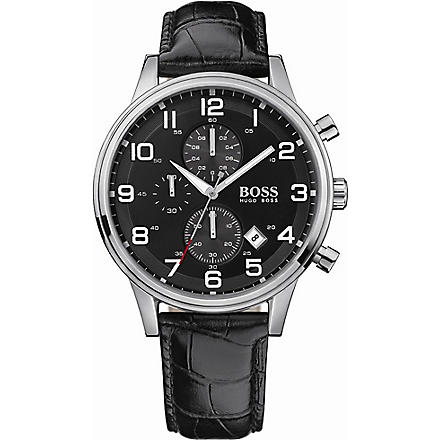HUGO BOSS 1512448 Classic steel watch (Black