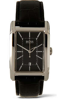 HUGO BOSS 1512619 Rectangular dial watch