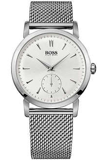 HUGO BOSS 1512778 stainless steel bracelet watch