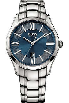 HUGO BOSS 1513034 Ambassador stainless steel watch