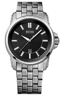 HUGO BOSS 1513043 stainless steel origin watch