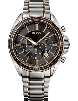 HUGO BOSS 1513094 Chronograph stainless steel watch