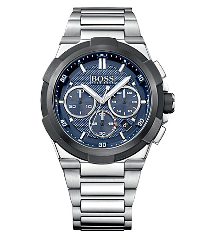 BOSS 1513360 supernova stainless steel watch