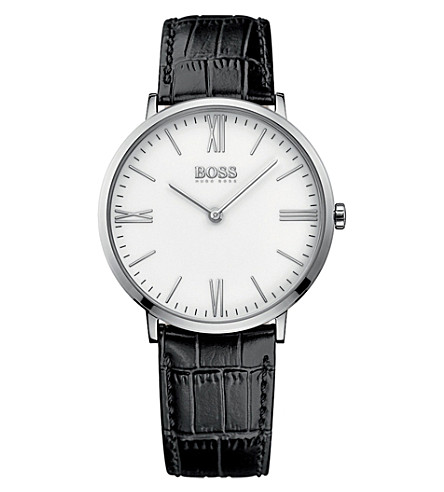 BOSS 1513370 Jackson stainless steel watch