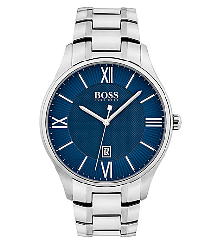 BOSS 1513485 Quartz stainless steel watch