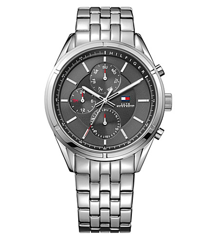 TOMMY HILFIGER 1791130 stainless steel watch
