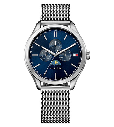 TOMMY HILFIGER 1791302 stainless steel watch