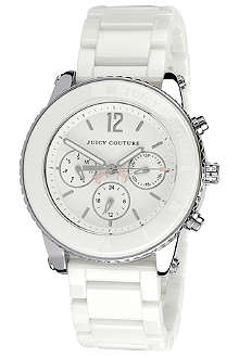 JUICY COUTURE 1900878 stainless steel watch