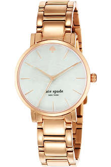 KATE SPADE 1YRU0003 Gramercy stainless steel watch
