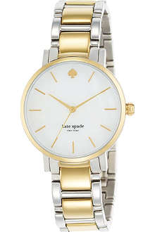 KATE SPADE 1YRU0005 Gramercy stainless steel watch