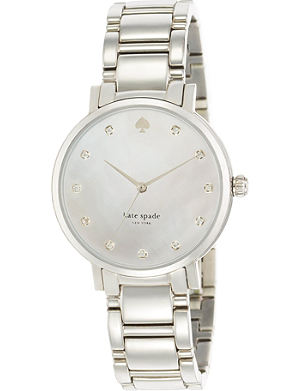 KATE SPADE 1YRU0006 Gramercy stainless steel watch