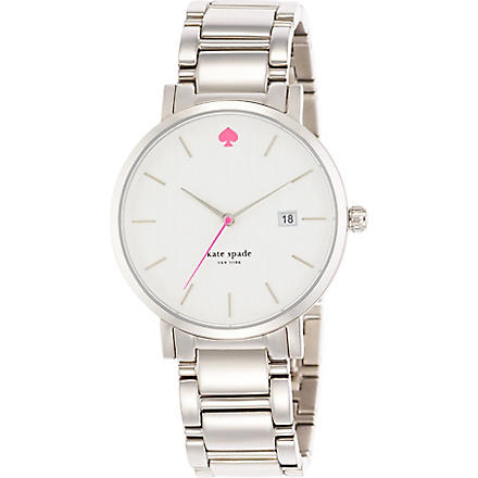 KATE SPADE 1YRU0008 Gramercy stainless steel watch (Steel