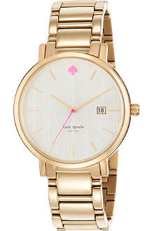 KATE SPADE 1YRU0009 Gramercy stainless steel watch